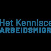 Logo Het Kenniscentrum Arbeidsmigranten